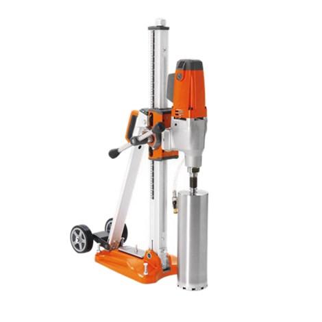 Husqvarna Core Drill With Vacuum Dms 240 White Cap